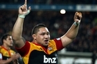 The Chiefs are the best New Zealand side in this year's Super 15 series but have one more obstacle before they can claim their first title. Their enchanting season continues after they saw off the seven times champion Crusaders in Hamilton.  It was a match of pulsating tension but not always great class as the rivals snarled and niggled each other.