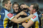 The North Queensland  Cowboys. Photo / Getty images
