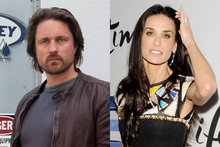 A romance with Hollywood A-lister Demi Moore could be just the career kick-start Martin Henderson needs. Photos / AP