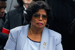 Katherine Jackson is reportedly fine and well after being reported missing. Photo / AP