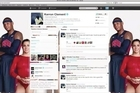 The 2012 Olympics will be the first Games to take place in a truly social network environment. Facebook and Twitter are firm favourites for team members encouraged to interact but some athletes can take it a little far.