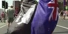 Watch: Kiwi Olympic fans support the Football Ferns