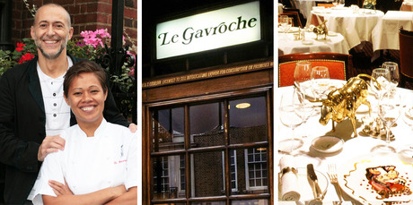 Monica Galetti is right-hand woman to famed chef Michel Roux Jr, son of the founder of the restaurant, Le Gavroche. Photo / Supplied