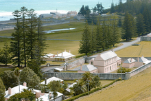 Norfolk Island's history surrounds visitors to this unique Pacific outcrop. Photo / Supplied