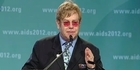 Watch: Elton John: We need 'more love' to end AIDS