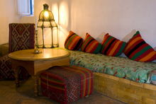 Riads, the traditional houses of Morocco's old towns, have now become a popular accommodation option for tourists. Photo / Thinkstock