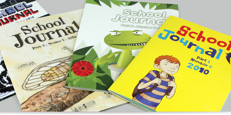 The New Zealand School Journal has given many artists and writers their start. Photo / learningmedia.co.nz