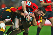 The Chiefs have only beaten the Crusaders once in Hamilton in the last eight matches. Photo / Getty Images