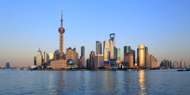 Shanghai's skyline sees contemporary architecture and countless beautiful skyscrapers compete with the art deco buildings of 'old Shanghai' for glory. Photo / Thinkstock