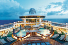Royal Caribbean's mega-liner Voyager of the Seas. Photo / Supplied