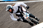 Sports Illustrated magazine is tipping Sarah Walker to win gold in BMX. Photo / NZ Herald
