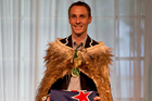 Nick Willis after being named the New Zealand team Flagbearer for the London 2012 Opening Ceremony. Photo / Brett Phibbs