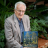Former Victoria University associate professor of botany Dr John Dawson won the NZ Post Book of the Year honour with his book 'New Zealand's Native Trees.' Photo / Greg Bowker