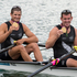New Zealand Double Scull pair of Joseph Sullivan and Nathan Cohen with their Gold Medals after the Medal Ceremony, after winning Gold in the Men's Double Sculls Rowing Final. Photo / Brett Phibbs