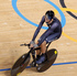New Zealand men's track cyclist Aaron Gate, left, and Sam Bewley jubilant after taking the bronze medal in the Olympic Games men's team pursuit at the Olympic Park velodrome. Photo / Mark Mitchell