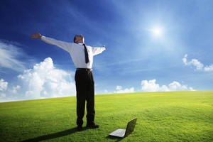 Being your own boss can be a liberating experience. Photo / Thinkstock