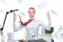 Ditch the to-do list and cut yourself some slack.