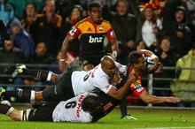 The Chiefs' Super 15 victory was a coaching job, pure and simple.  Photo / Getty Images