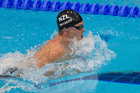 New Zealand's Glenn Snyders in action during the Men's 100m Breaststroke Swimming semi-final, held at the Aquatics centre at Olympic Park, during the 2012 London Olympics. Photo / Brett Phibbs