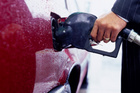 Petrol tax rose by 2c a litre or 4 per cent this month. Photo / AP