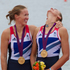 Great Britain's Helen Glover and Heather Stanning win Gold in the Women's Pair Final. Photo / Brett Phibbs