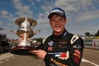 The New Zealand Herald motorsport correspondent Eric Thompson chats with New Zealand Grand Prix champion Nick Cassidy.