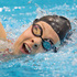 New Zealand swimmer Lauren Boyle training at the Olympic Park pool, London. Photo / Mark Mitchell