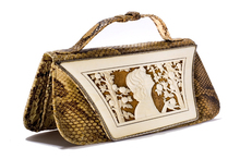 A purse from Amersterdam's Museum of Bags and Purses. Photo / Supplied
