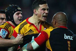 Sonny Bill Williams has been consistently excellent this season which he has achieved through consistent game time. Photo / Getty Images.