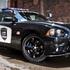 Dodge Charger police car. Photo / Supplied