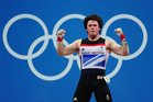 Jack Oliver of Great Britain looking wide awake. Photo / Getty