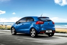 There are not many trade-offs with the Kia Rio diesel. Photo / Supplied