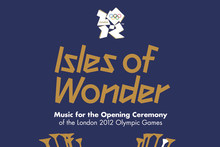 Album cover for Isles of Wonder. Photo / Supplied
