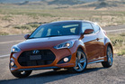 Hyundai Veloster Turbo. Photo / Supplied.