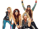 Steel Panther. Photo / Supplied