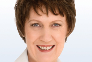 Helen Clarke as she appears in an image on the United Nations website. Photo / Supplied