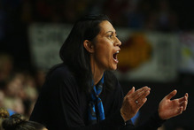 Noeline Taurua says she couldn't be involved with the Magic and Silver Ferns at the same time. Photo / Hannah Johnston 