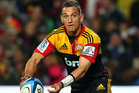 Aaron Cruden is showing awareness and vision as the Chiefs first five-eighths, as his team face the ultimate test this week. Photo / Getty Images