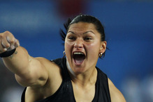 Valerie Adams is one of New Zealand's most successful athletes. 
