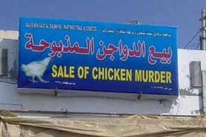 Taken in Muscat, Oman. Photo /  Supplied