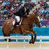 New Zealand's Andrew Nicholson during his Show Jumping in the Equestrian Eventing. Photo / Brett Phibbs.