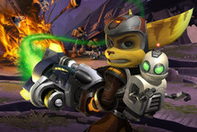 Ratchet and Clank: The Trilogy. Photo / Supplied