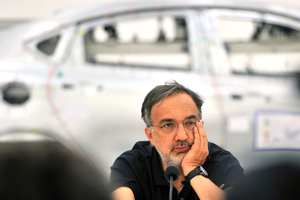 Sergio Marchionne. Photo / AP