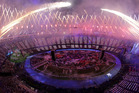 Perhaps the James Bond theme at the Olympic opening ceremony was not so far-fetched after all. Photo / AP