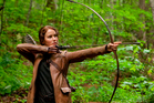 The Hungers Games has been credited with reinvigorating interest in archery. Photo / AP