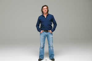 Top Gear's Richard Hammond fronted Telecom's XT network campaign when it was launched in 2009. Photo / Supplied