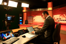 TVNZ is one of the biggest producers of local content with programmes such as Te Karere. Photo / APN