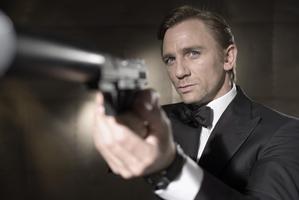 Daniel Craig will return as James Bond later this year. Photo / AP