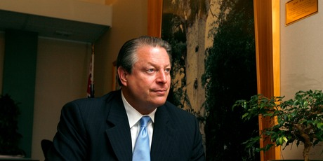 Some Apple shareholders opposed Al Gore's re-election to the board. File photo / Dean Purcell