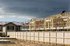 A Productivity Commission report says a distinctive feature of house-building in New Zealand is that new supply has tended to be large and relatively expensive houses targeted at the top end of the market. Photo / Paul Estcourt